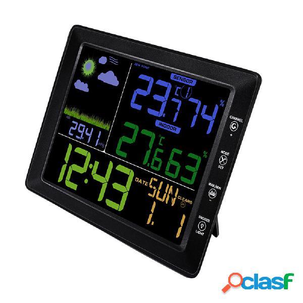 TS-8210 Digital LCD Misuratore di temperatura per stazione