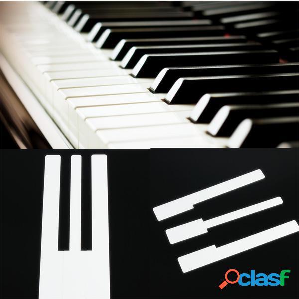 Tasti in pianoforte - simulati avorio per la sostituzione