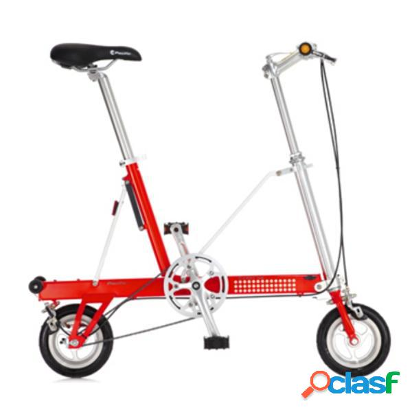 Telaio in lega di alluminio mini bicicletta pieghevole bici