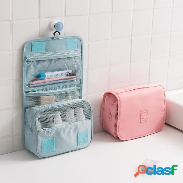 Toilette pensile Borsa Travel Organizzatore Cosmetic Wash