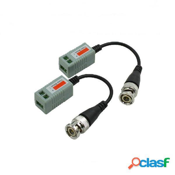 Trasmettitore video passivo da 1 coppia con cavo a doppino