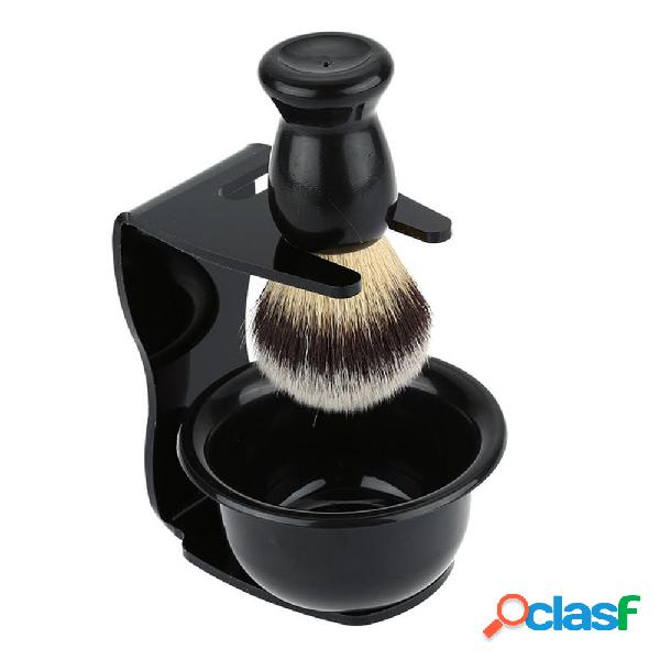 Tuta da barba Cura personale per uomo Rasatura di setole