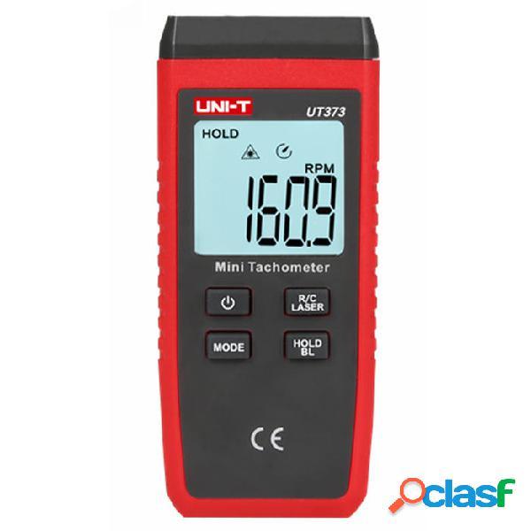 UNI-T UT373 Mini Contagiri Digitale Senza Contatto Laser RPM