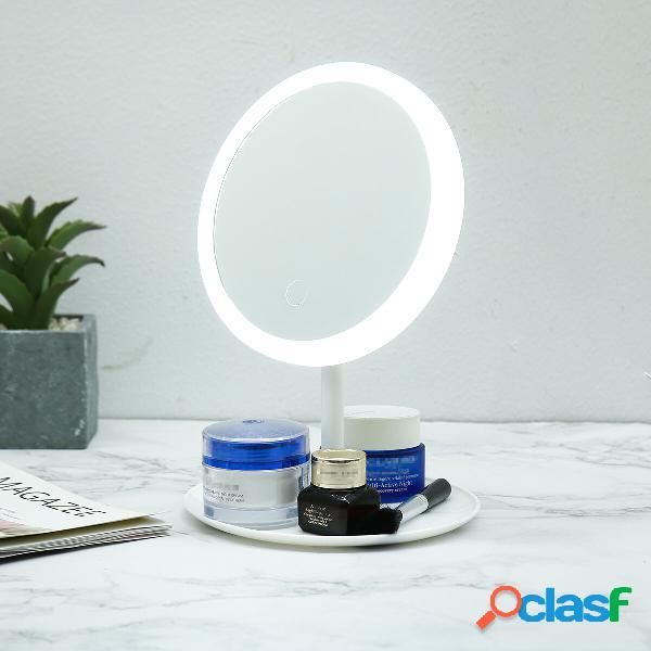 USB LED Trucco Luci Touch Screen Trucco Specchio lampada