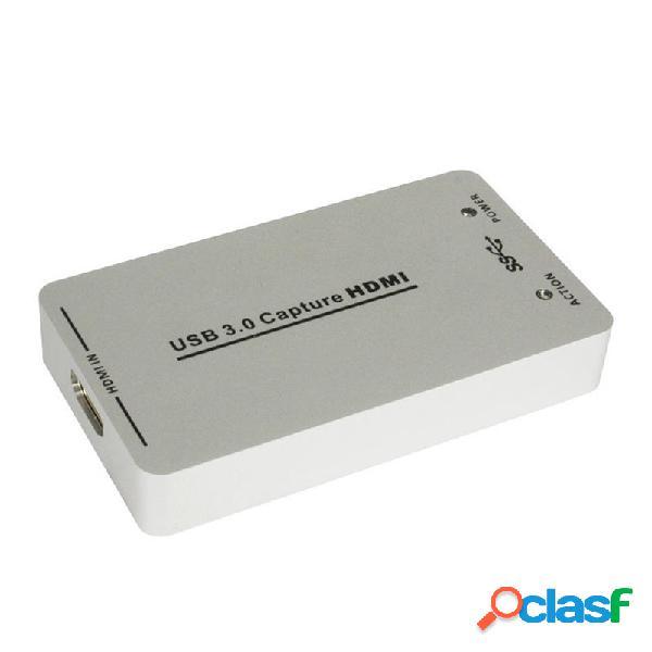 USB3.0 HD 1080P Registrazione video live a 16 bit a 300 MHz
