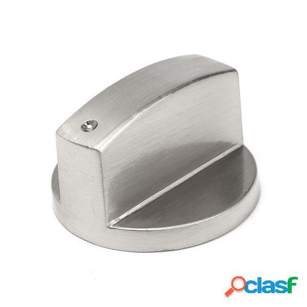 Universale stufa a gas argento manopole fornello
