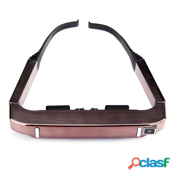 VISION-800 3D Occhialini di Video Occhiali Android 4.4