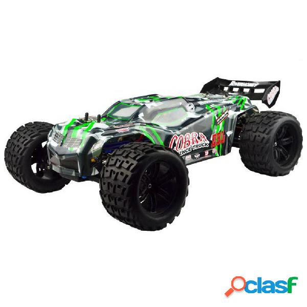 VRX RH818 2.4G 1/8 4WD 60A ESC 3650 motore senza spazzola