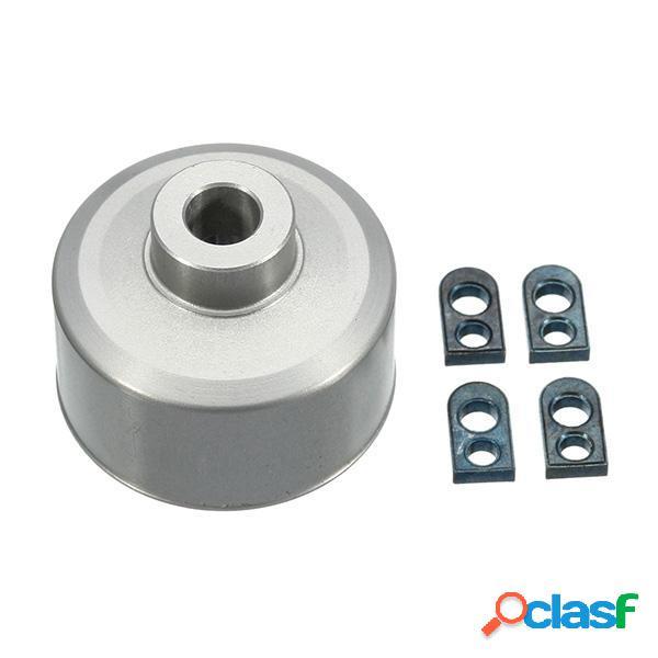 Vkarracing 1/10 4WD metallo Diff caso ET1088 Per 51201 51204