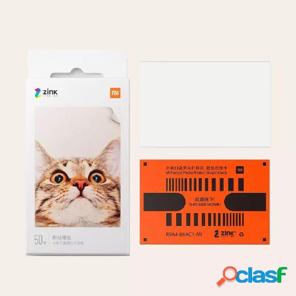 XIAOMI ZINK Pocket Printier Carta per stampa fotografica