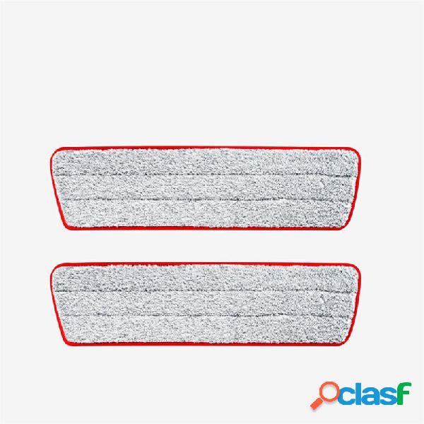 YIJIE 2 pezzi di ricambio per panno in microfibra con panno