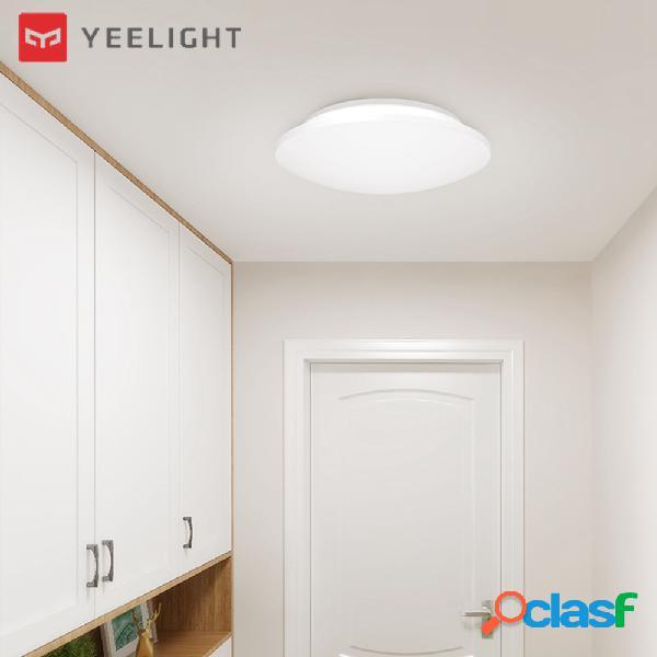 Yeelight10W Lampada da soffitto rotonda semplice LED Mini