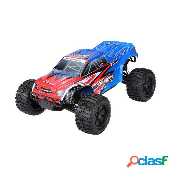 ZD Racing 10427S 1:10 Thunder ZMT-10 2.4GHz 4WD RTR Senza