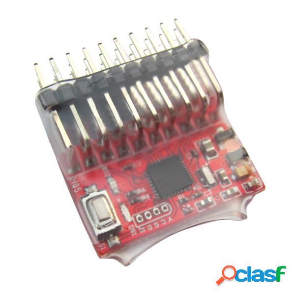 16ch ricevitore PWM / ppm / SBus / dbus da segnalare modulo