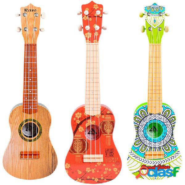21 Pollici Giocattolo per chitarra per leducazione della