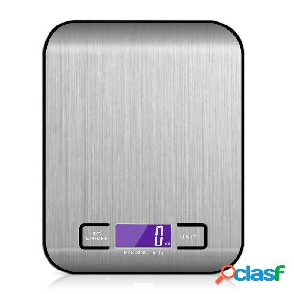 22 LB / 10000g Cucina elettronica Scala Cibo digitale Scala