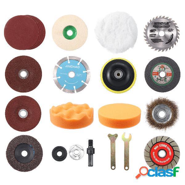 23Pcs Accessori per la sostituzione del taglio di metalli in