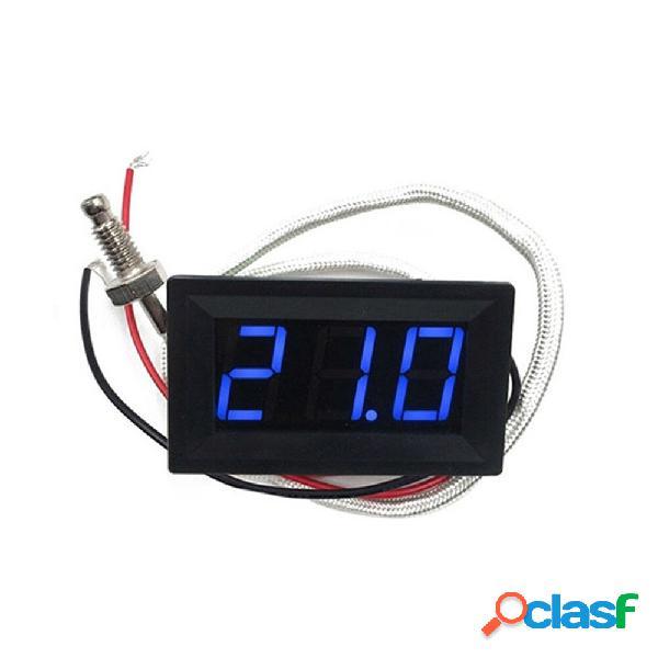 3 pezzi XH-B310 tubo digitale blu LED Display Termometro