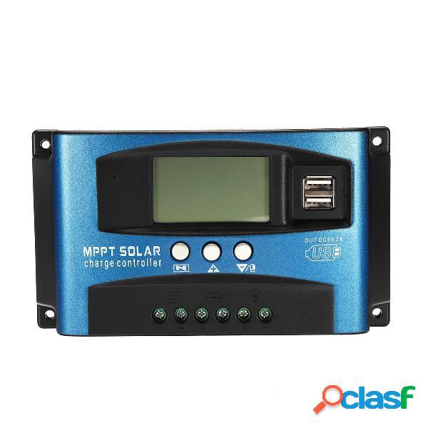 30/40/50/60 / 100A MPPT solare Controller LCD solare