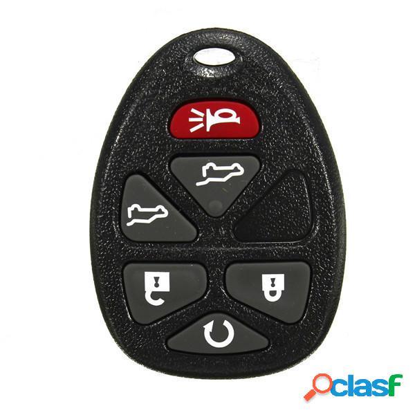 6 BNT keyless telecomando clicker chiave fob e chip per la