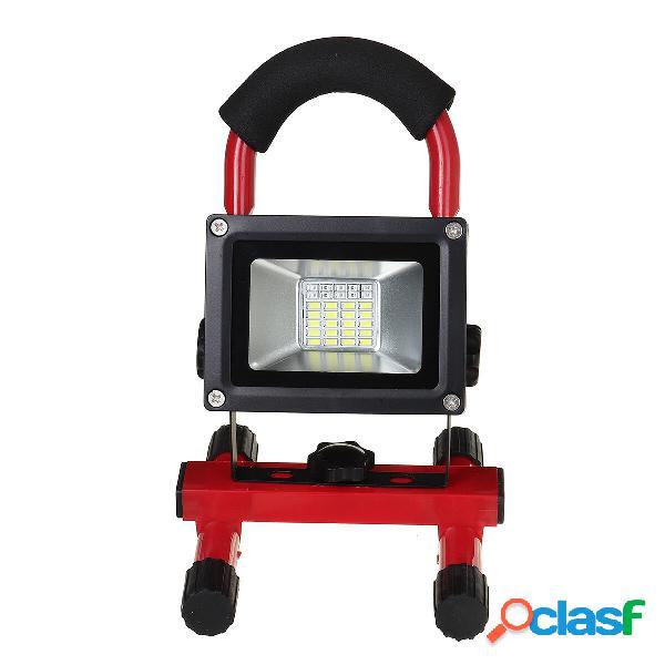 60W 3200LM LED Faro da lavoro portatile ricaricabile Flood
