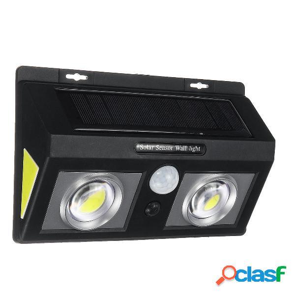62 LED solare Power Light PIR Sensore di movimento Sicurezza