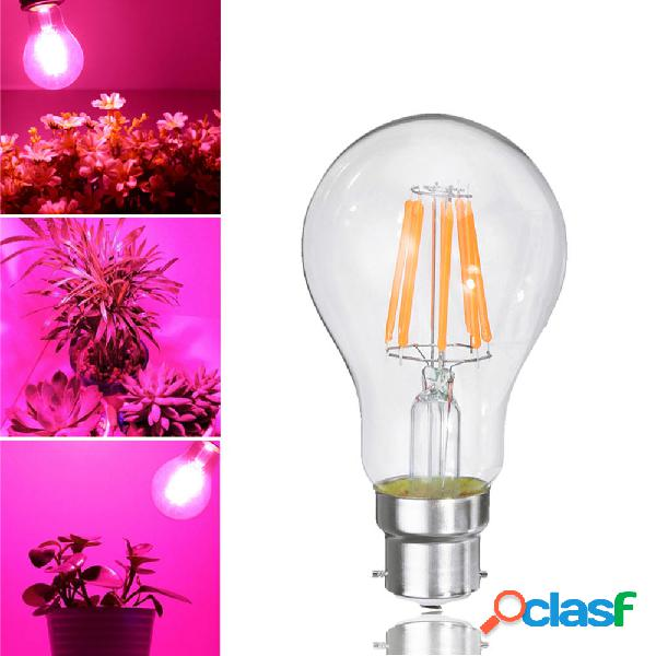 8W A60 E27 B22 COB Non dimmerabile LED Pianta Grow Light