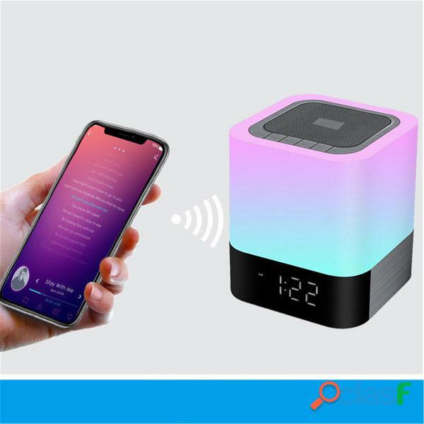 Altoparlante Bluetooth Touch LED Subwoofer collegabile con