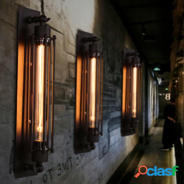 Applique da soffitto industriale vintage retrò lampada