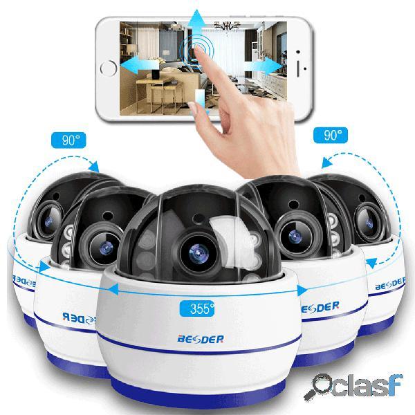 BESDER D77W HD 1080P Wireless Zoom 5X Velocità Dome PTZ