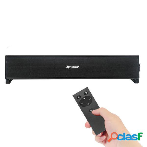 BT818 Wireless Bluetooth Altoparlante Home TV Altoparlante