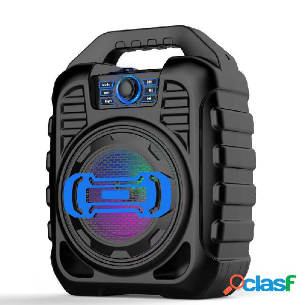 Bakeey Altoparlante wireless Bluetooth Kalaoke Colorful