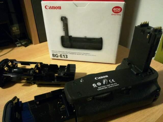 Battery grip BG-E13 Canon originale
