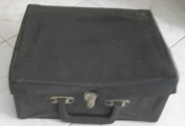 Borsa macchina fotografica o accessori foto usata vintage