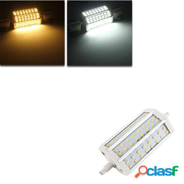 Bulbo r7s dimmable LED 8w smd 2835 48 di 118 mm CA di