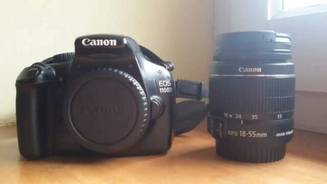 Canon D + Obiettivi
