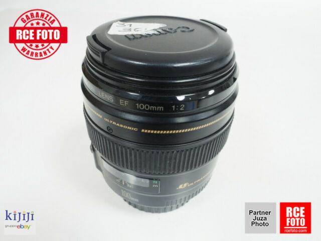 Canon EF 100 F2.0 USM (Canon)