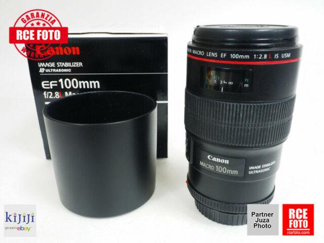 Canon EF 100 F2.8 L Macro IS USM (Canon)