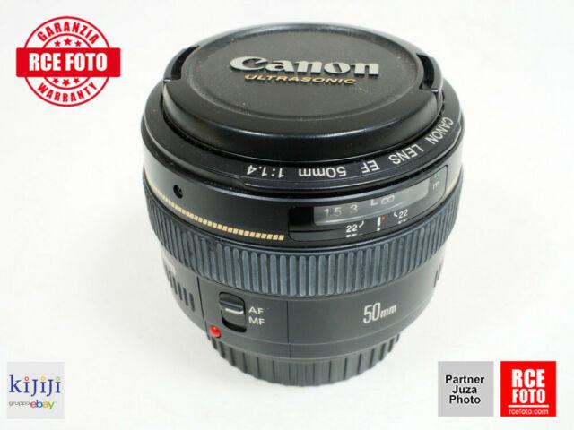 Canon EF 50 F1.4 USM (Canon)