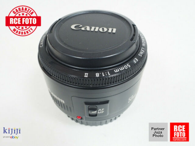 Canon EF 50 F1.8 II (Canon)