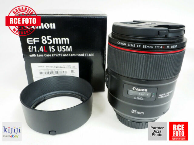 Canon EF 85 F1.4 L IS USM (Canon)