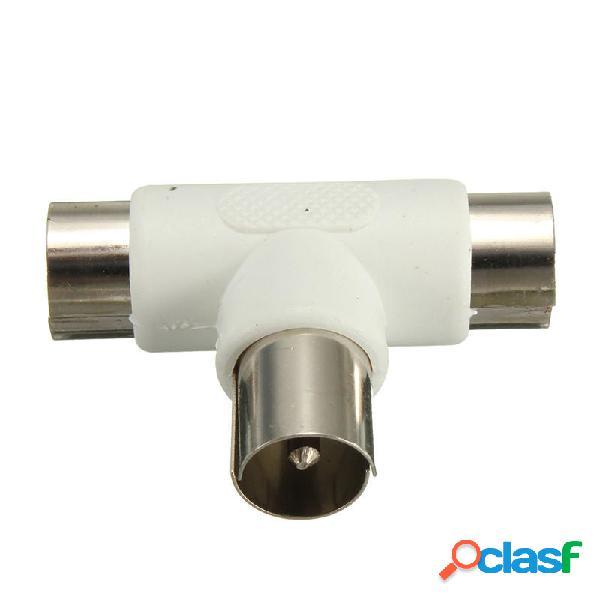 Coassiale coassiale dell'antenna y adattatore splitter