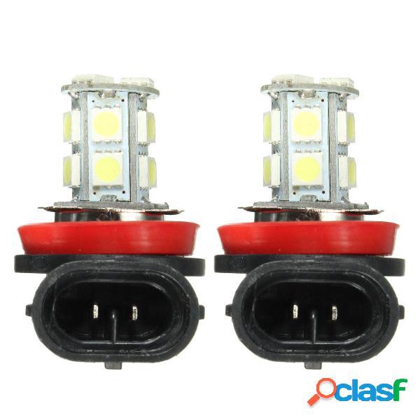 Coppia eccellente di bianco 6000k H11 H8 H9 LED lampadine