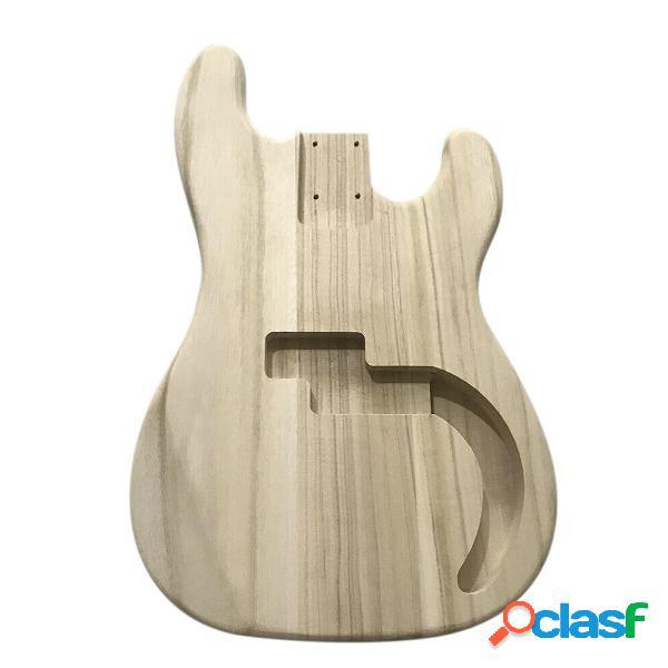 Corpo barilotto per chitarra elettrica in legno di acero non