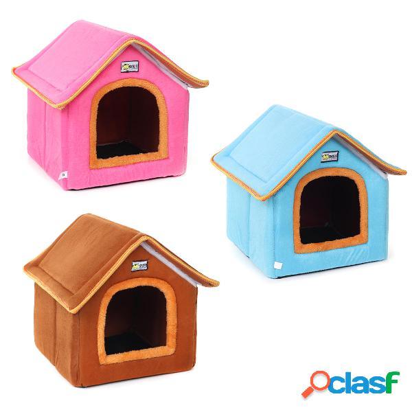 Cuscino per cuccioli di cane gatto letto casa igloo Soft