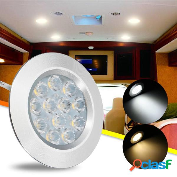 DC12V 3W 12 LED Spot Light Cabinet Interni lampada Per