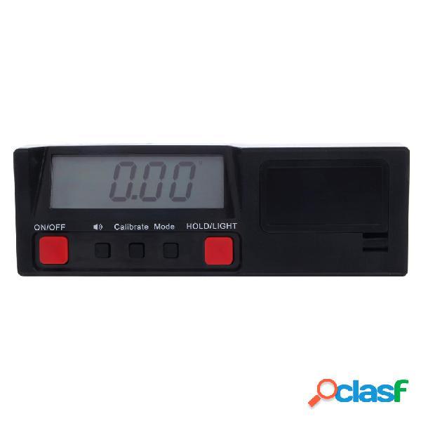 Digital LCD Inclinometro a 360 gradi Angolo calibro Livello