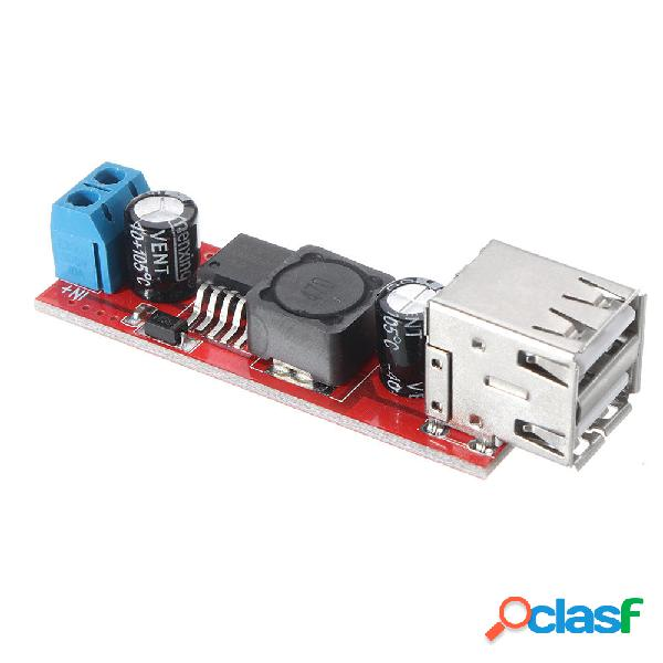 Doppia uscita USB 9 V / 12 V / 24 V / 36 V a 5V CC-CC