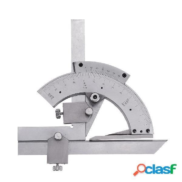 Drillpro 0-320 gradi angolo di precisione righello