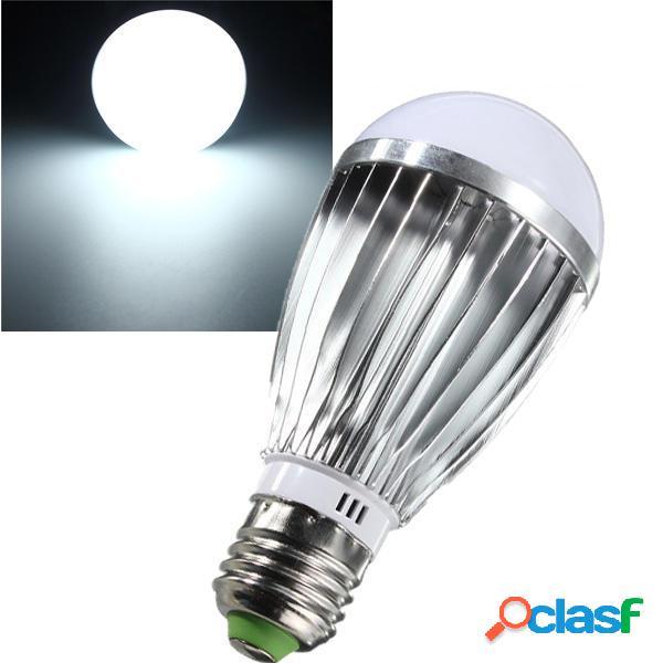 E27 7W LED lampada di illuminazione a luce bianca lampadina